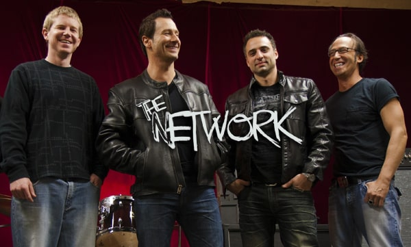 Newport premier of The Network