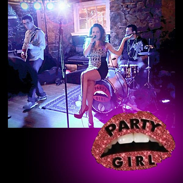 Party girl band live one pelham east the pelham for The pelham