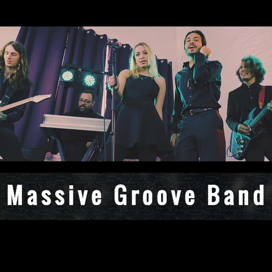 Massive groove band the pelham newport ri for The pelham