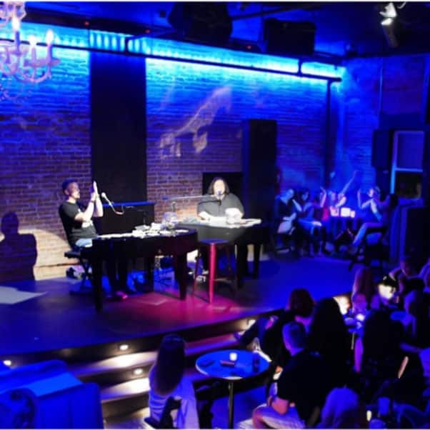 Dueling Pianos at Top of Pelham