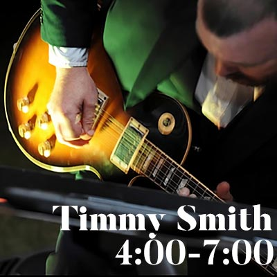 Live Music- Timmy Smith 4-7