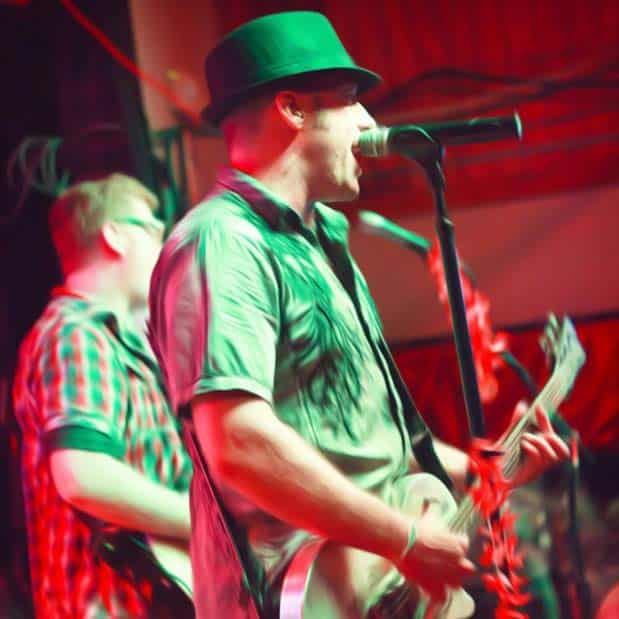 Live Music- St Patrick's Day Party with Stu Sinclair